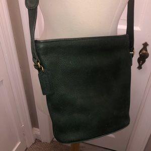 Coach Vintage Small Duffel Bag